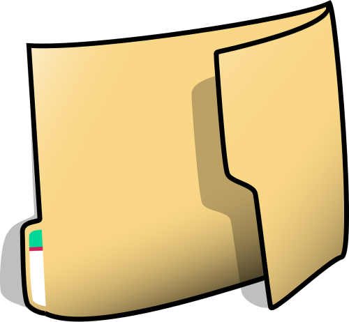 folder file office