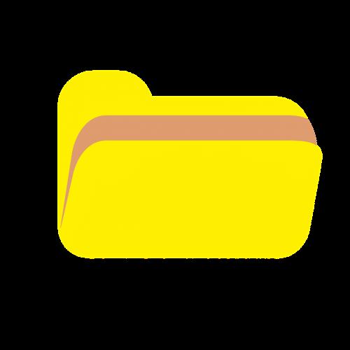 folder portfolio clipart