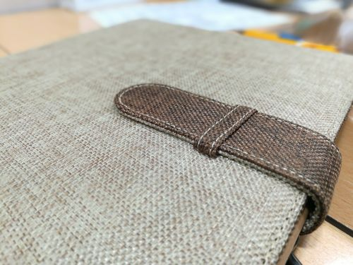 folder burlap ecological