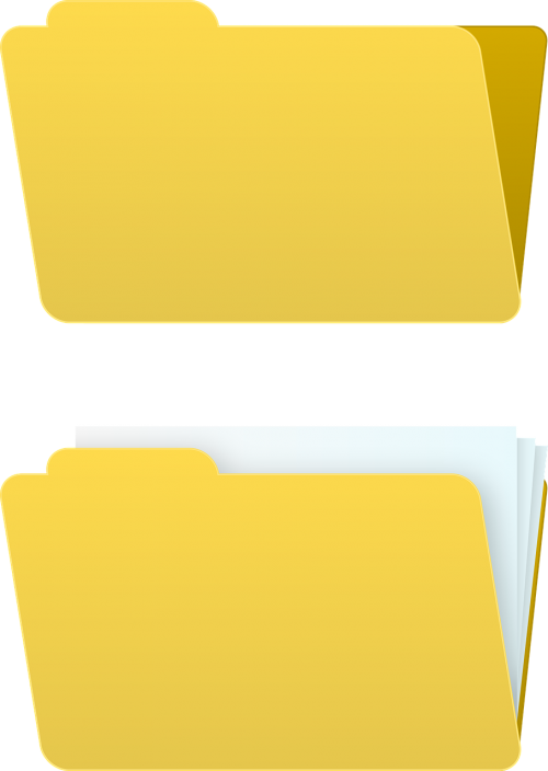 folder map icon