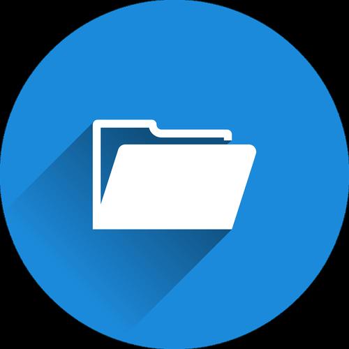 folder  library  memory