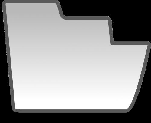 folder directory empty