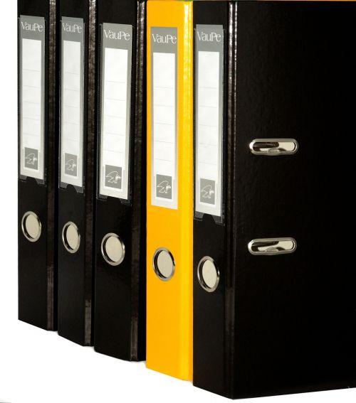 folder of files binders office