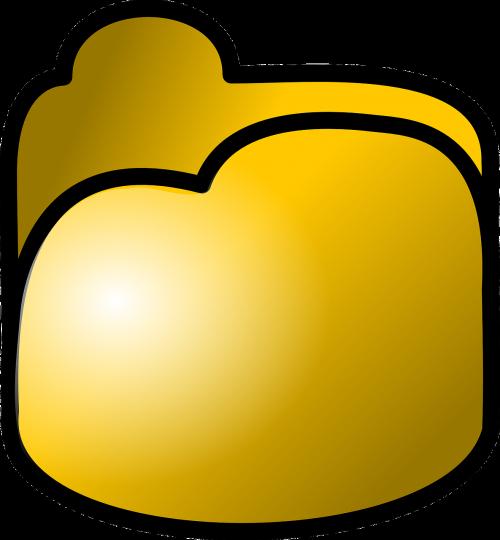 folders file storage