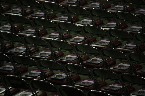 folding chairs black dark