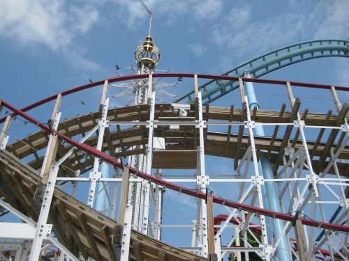 folk festival year market roller coaster