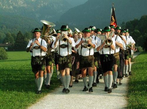 folk music customs group of people