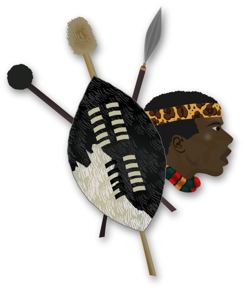 folklore shield africa