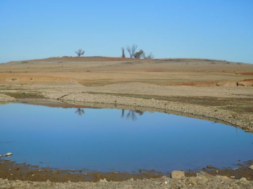 Folsom Lake Drought 115