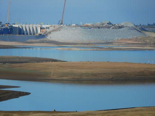 Folsom Lake Drought 58
