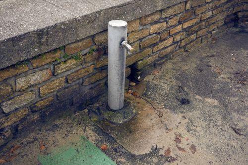 fontanas, metalas, vanduo, gaivus, gerti, miestas, gatvė, metalinis fontanas, vanduo & nbsp, jet, viešasis fontanas.