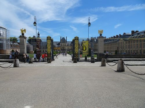 fontainebleau palace napoleon