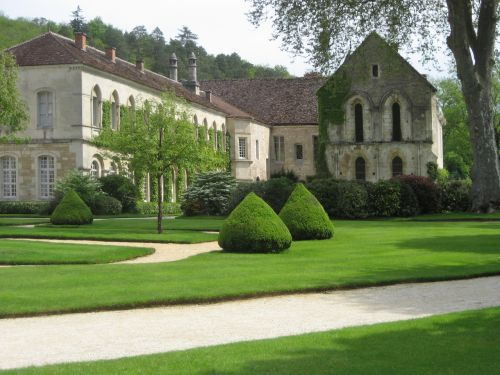 fontenay abbey unesco