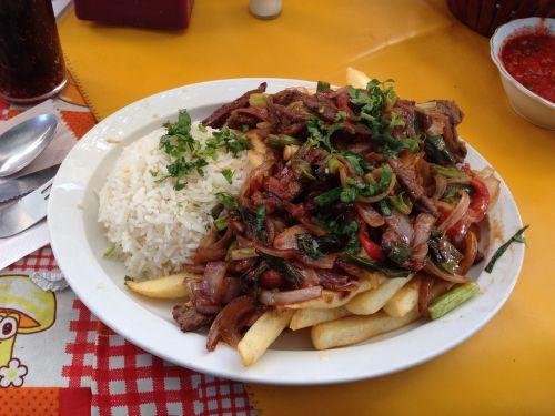 food peruvian food cuisine