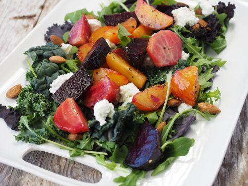 food salad beet