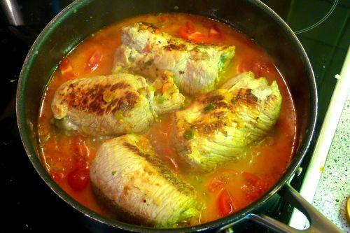 food pan cook