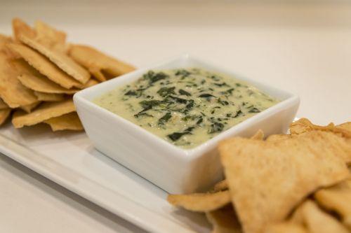 food spinach artichoke