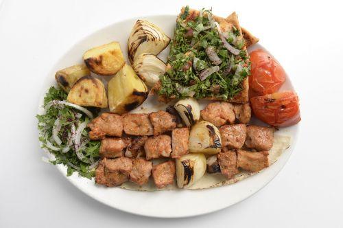 food lebanese chicken