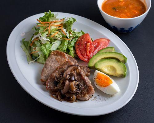 food cuisine western