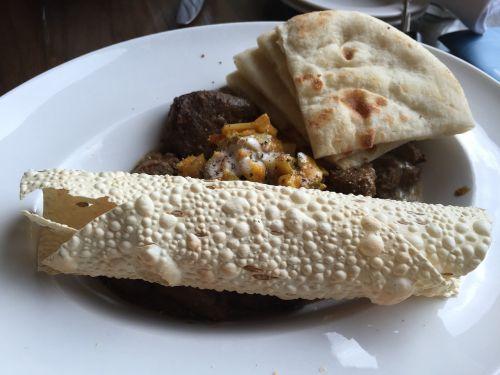 food indian naan