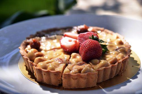 food cake pie
