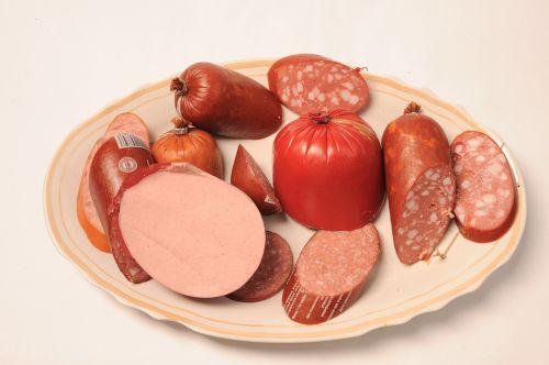 food sausage nutrition