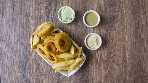 food crisp fried onion