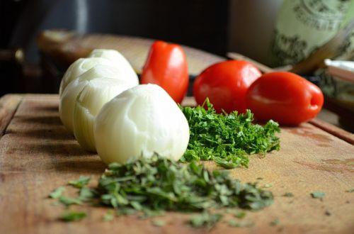 food organic fresh