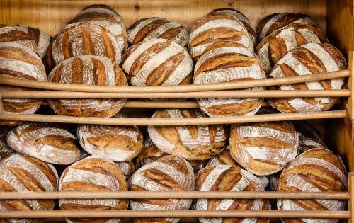 food bread eat