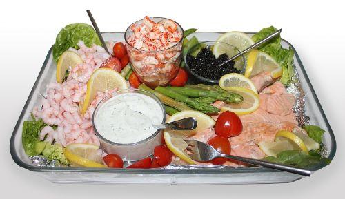 food fish dining