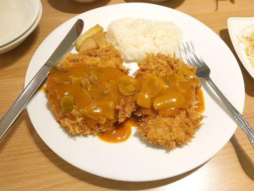 food pork cutlet