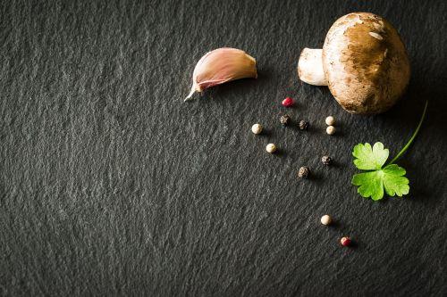 food vegetables mushroom
