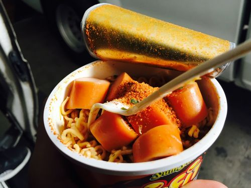 food foodstuff snack