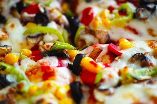 food pizza pepper