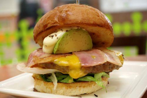 food restaurant burger