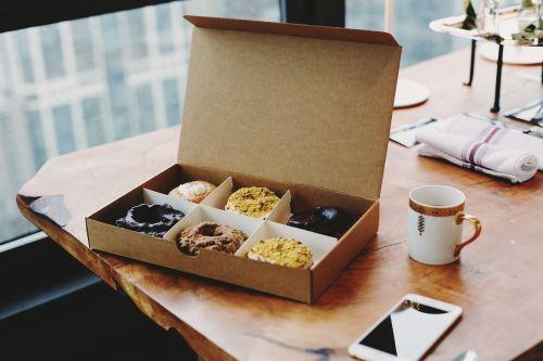 food doughnut sweets