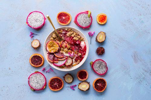food dragonfruit fruit