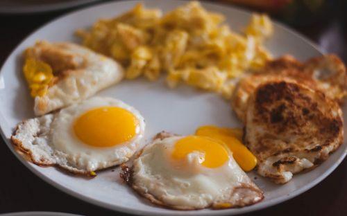 food eat breakfast
