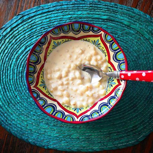 food canjica brazilian
