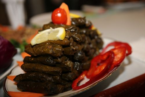 food arabic eat