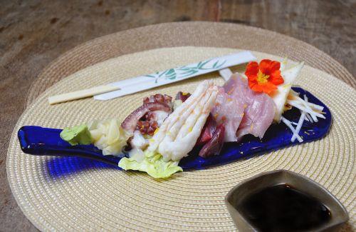 food healthy sushi