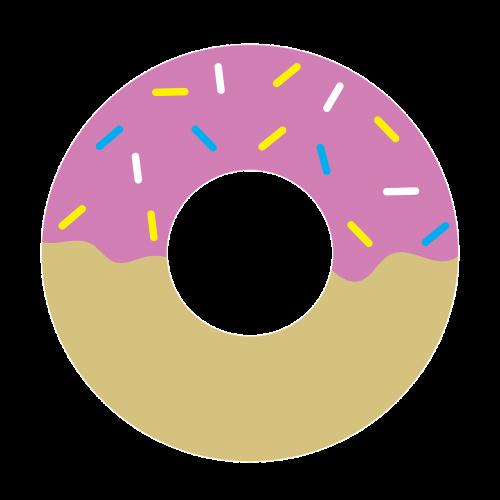 food donut yum