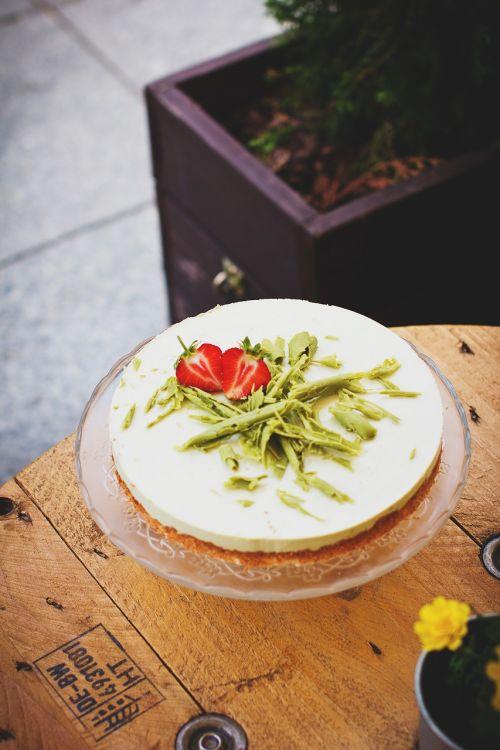 food drinks cake