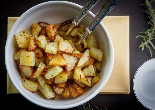 food meal potatoes