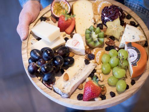 food fruit plate