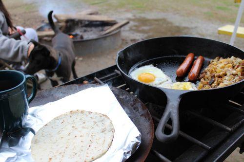 food pan cooking