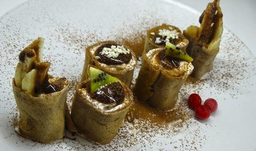 food  background  dessert