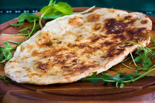 food  garlic bread  bread