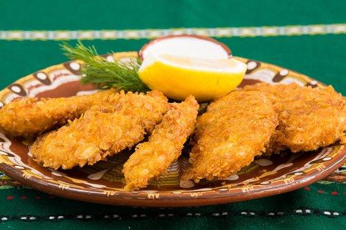 food  restaurant  fried chicken