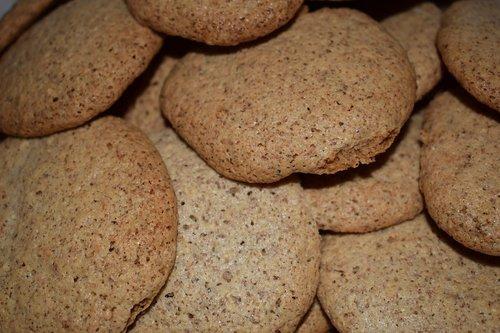 food  biscuit  background